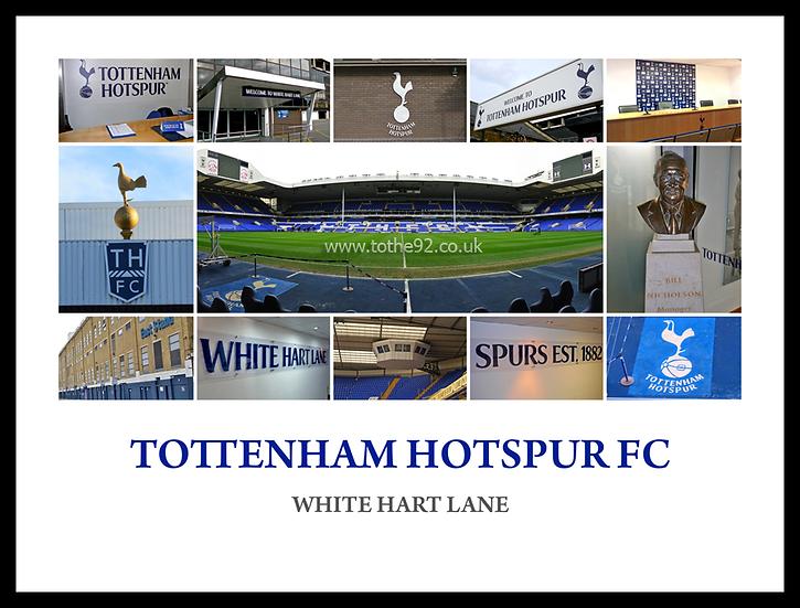 Tottenham Hotspur FC - Montage of WHL
