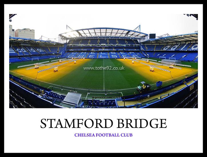 Chelsea FC - Stamford Bridge 2
