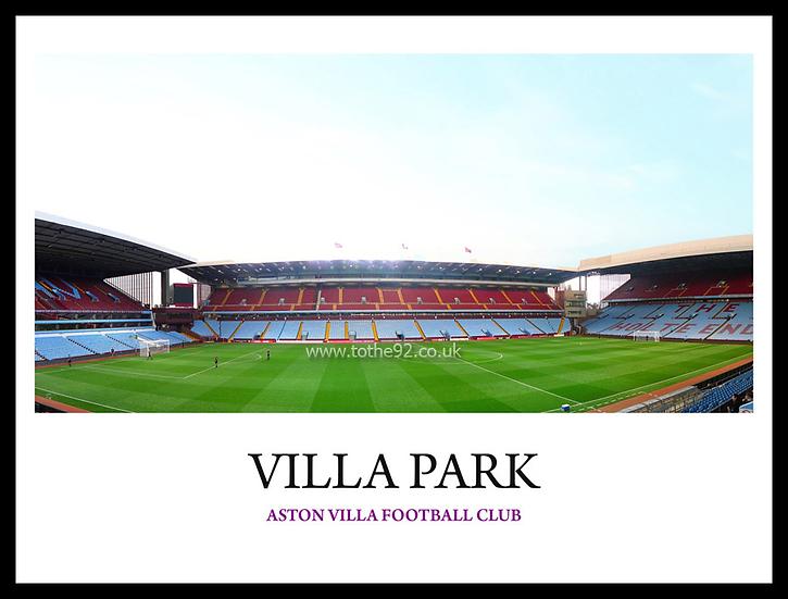 Aston Villa FC - Villa Park