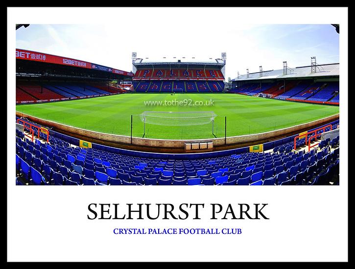 Crystal Palace FC - Selhurst Park