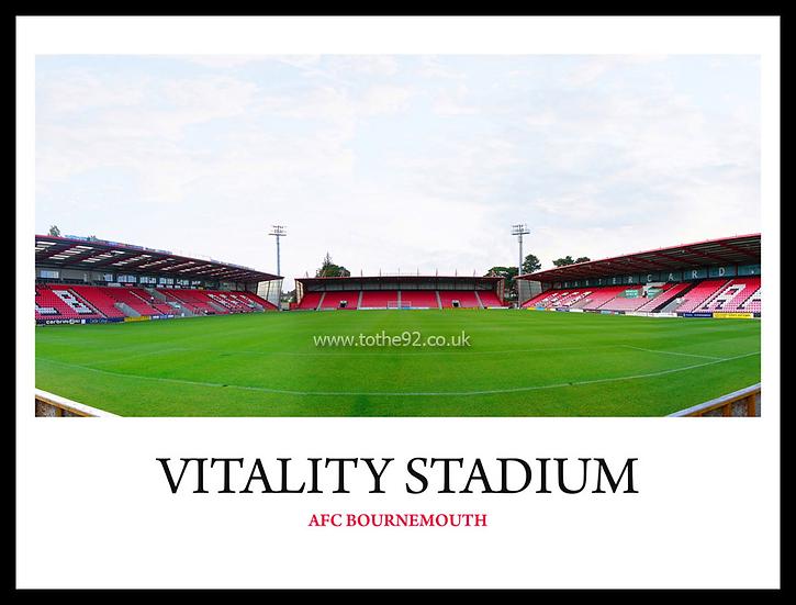 Bournemouth - Vitality Stadium