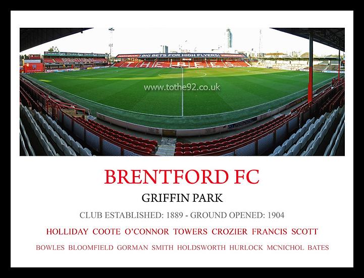 Brentford FC - Legends
