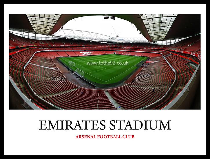Arsenal FC - Emirates Stadium