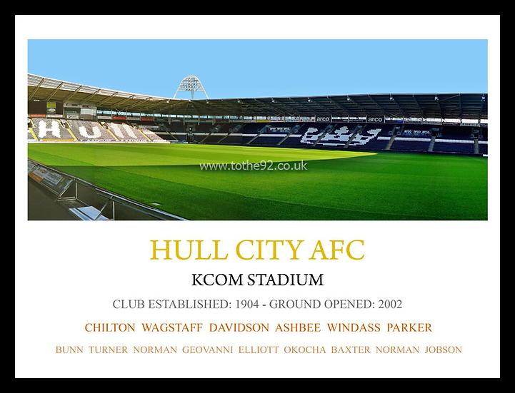 Hull City AFC - Legends