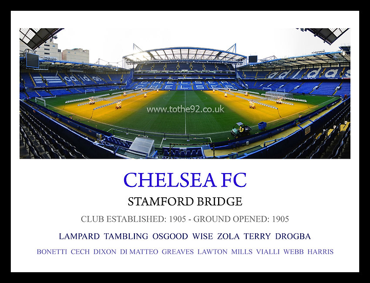 Chelsea FC - Legends