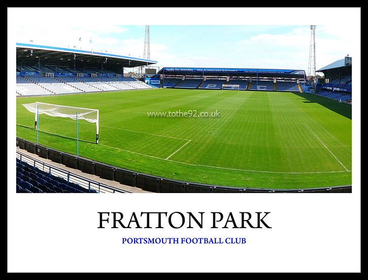 Portsmouth - Fratton Park