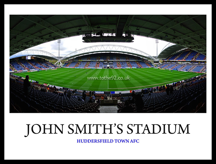 Huddersfield Town - John Smith's Stadium