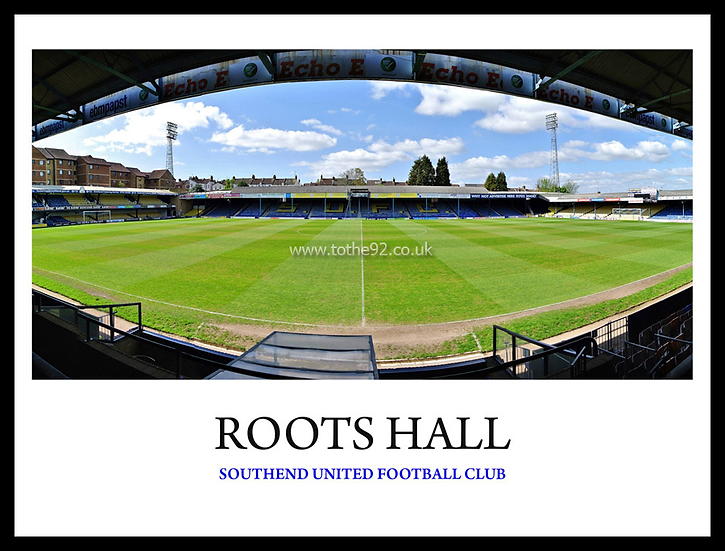 Southend United - Roots Hall