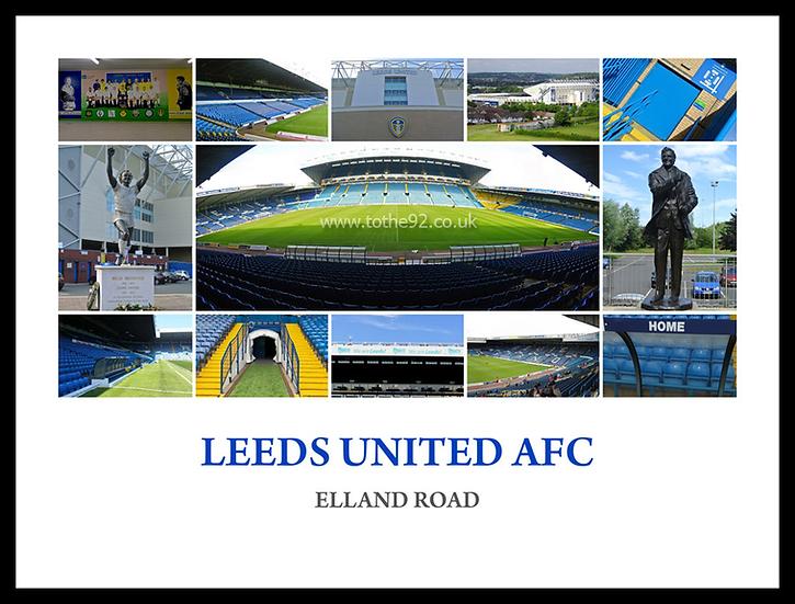 Leeds United AFC - Montage
