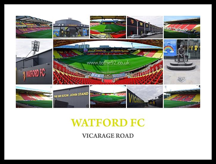 Watford FC - Montage