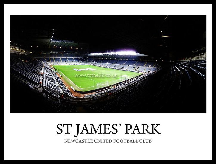 Newcastle United FC - St James' Park