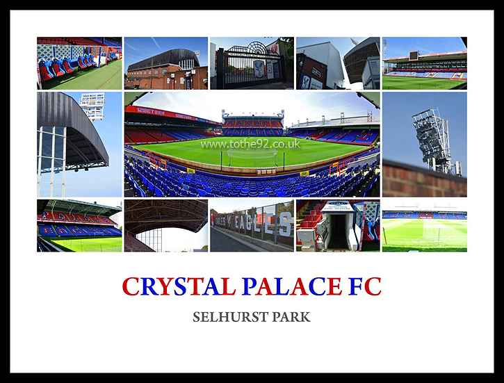 Crystal Palace FC - Montage
