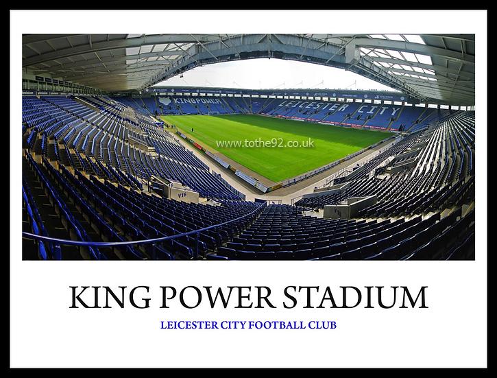 Leicester City FC - King Power Stadium