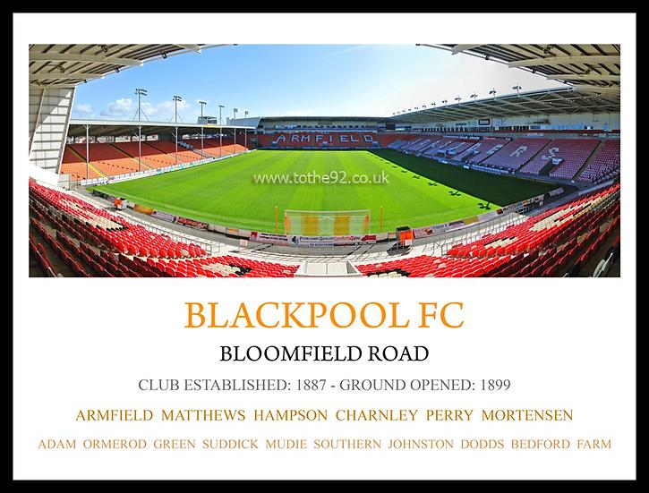 Blackpool FC - Legends