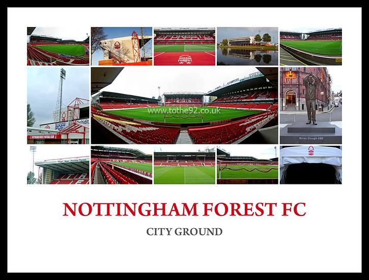 Nottingham Forest FC - Montage
