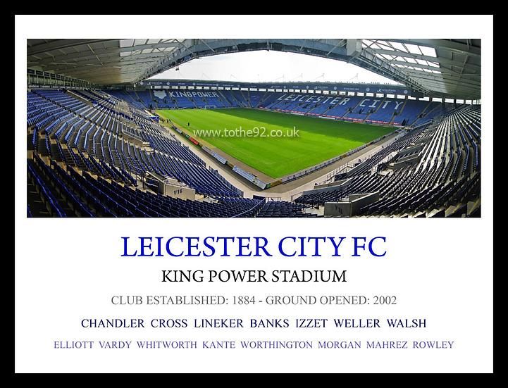 Leicester City FC - Legends