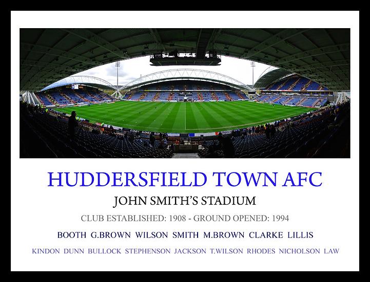 Huddersfield Town AFC - Legends
