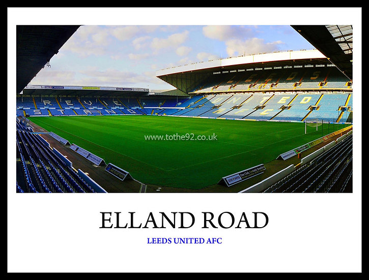 Leeds United - Elland Road