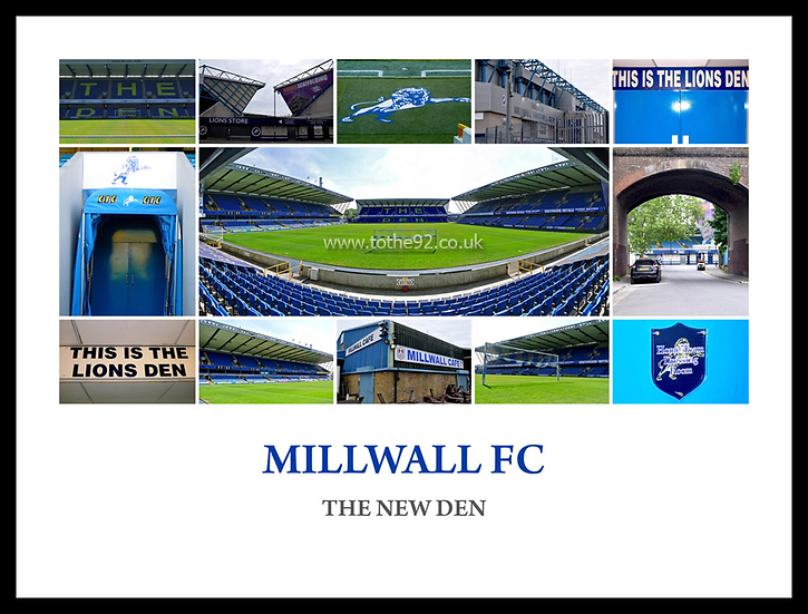 Millwall FC - Montage