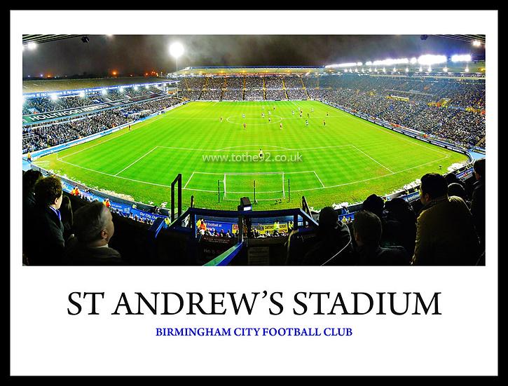 Birmingham City - St Andrew's