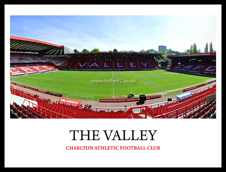 Charlton Athletic - The Valley