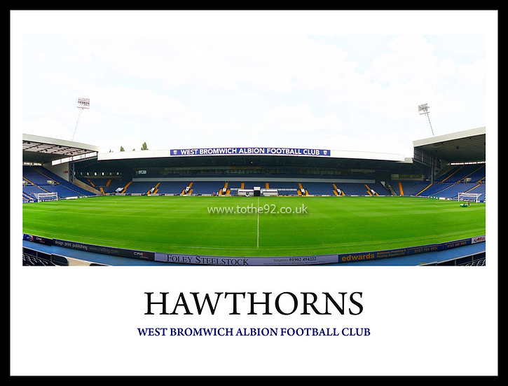 West Bromwich Albion - The Hawthorns
