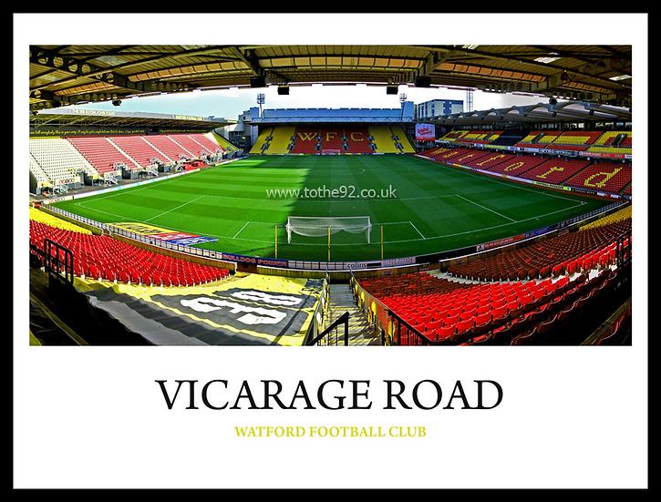 Watford - Vicarage Road