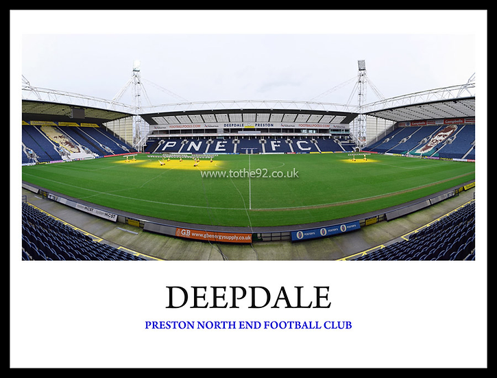 Preston North End - Deepdale