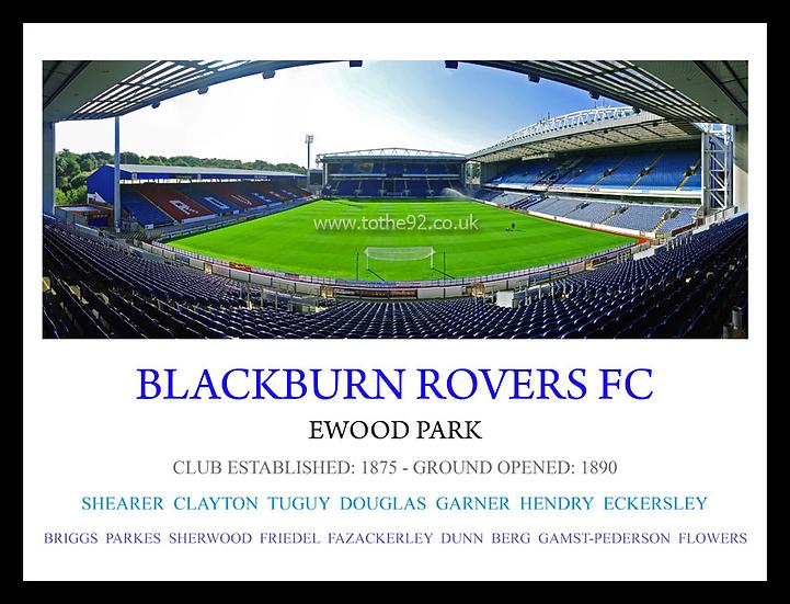 Blackburn Rovers FC - Legends