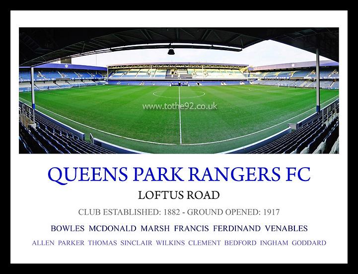 Queens Park Rangers FC - Legends