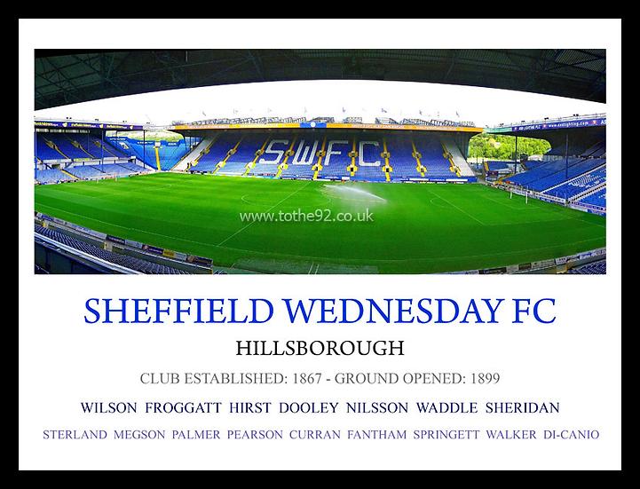 Sheffield Wednesday FC - Legends