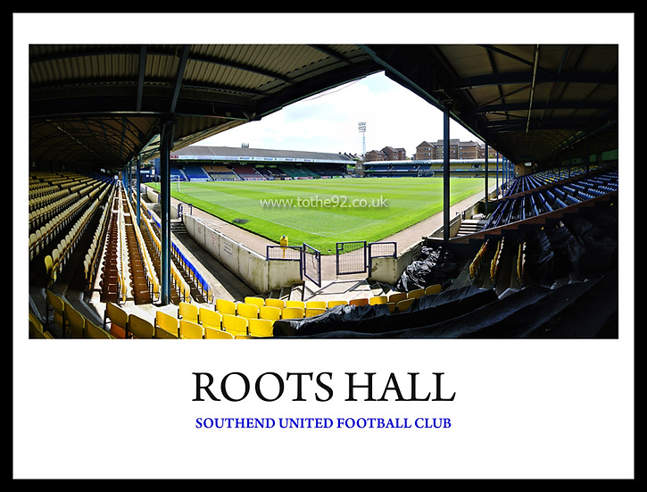 Southend United - Roots Hall 2