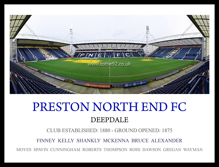 Preston North End FC - Legends