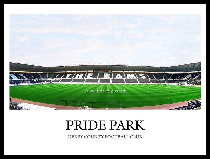 Derby County - Pride Park