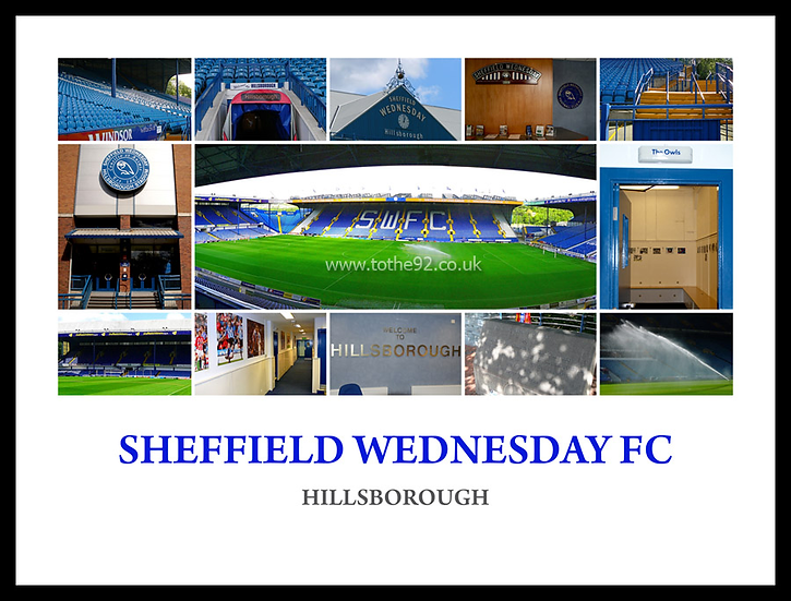 Sheffield Wednesday FC - Montage