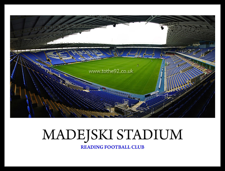 Reading - Madejski Stadium