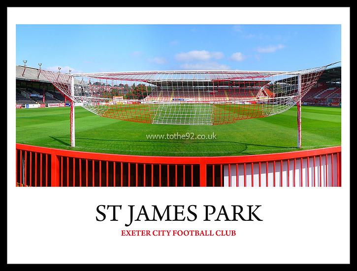 Exeter City - St James Park