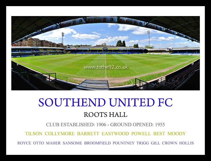 Southend United FC - Legends