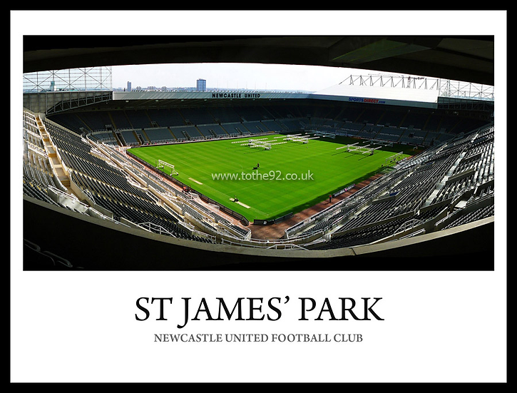 Newcastle United FC - St James' Park 2