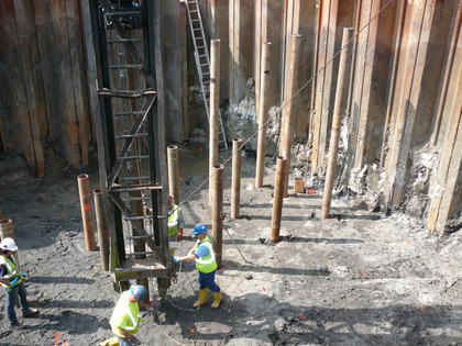 Driven Pipe Pile