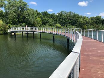 Helical Piles for Bridge