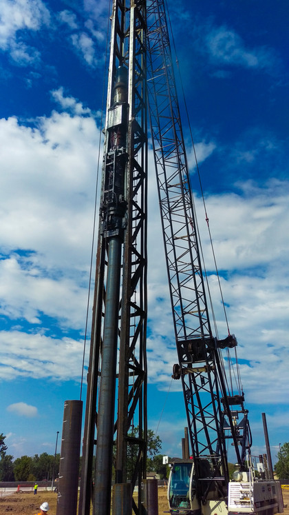 Pipe Piling / Driven Pile