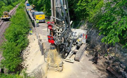 Lilydale Trail Repair