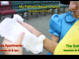 Christmas Unlcuttered Trailer 1