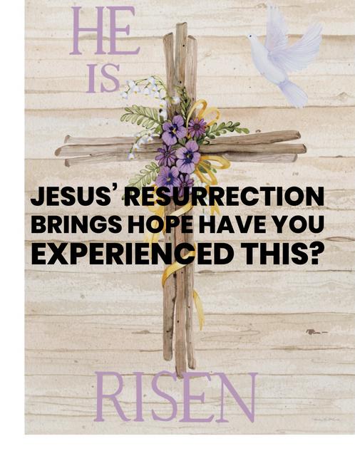 Resurrection Sunday Day 2