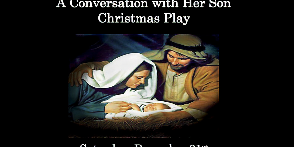 A Conversation With Her Son