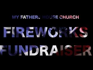Fireworks Fundraiser 2020