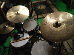 Recording set up