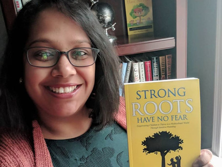 Now Featuring...Aditi Wardhan Singh- Founder of Raising World Children Publishing