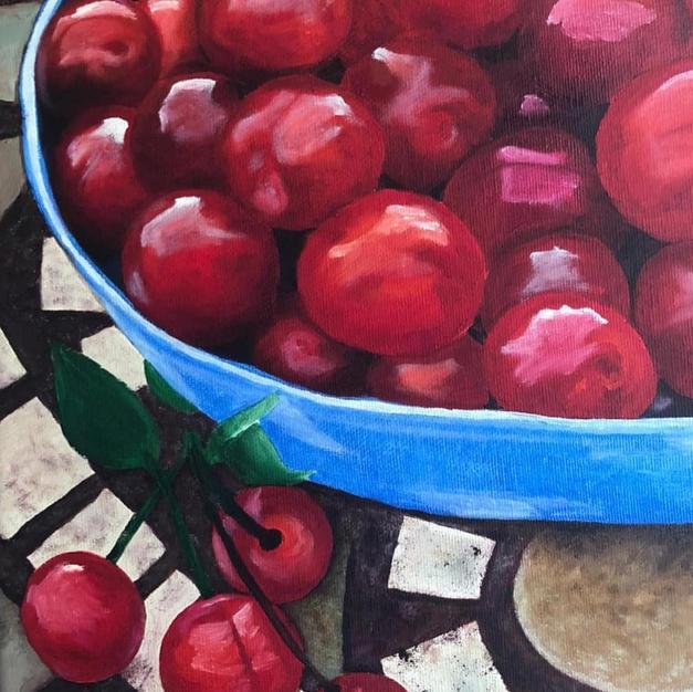 Still Life - Oil on Canvas